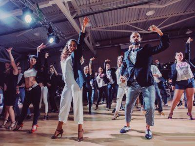 Academia de baile en Madrid, bootcamp coreográficos de salsa, bachata y kizomba