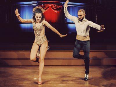 Academia de baile en Madrid, salsa bachata o kizomba show