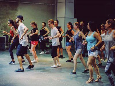 Academia de baile en Madrid, talleres y workshops en eventos y festivales