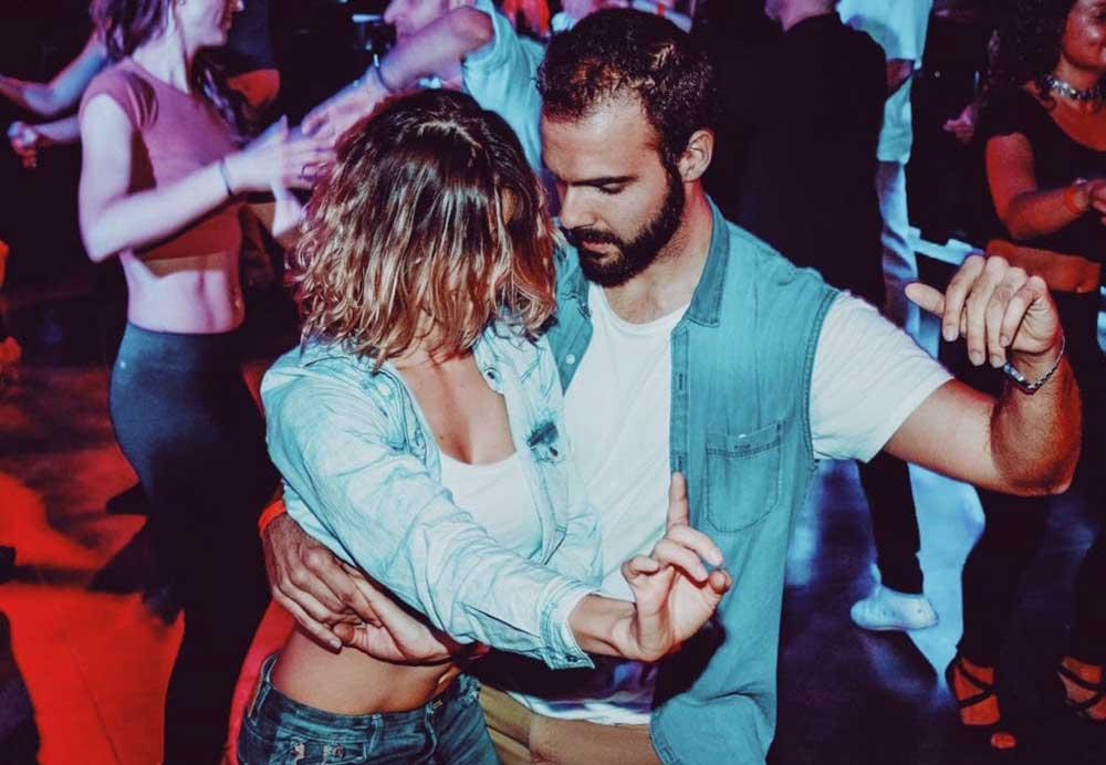 clases de bachata sensual en Madrid